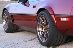 Corvette Wheels, Chevrolet Corvette C4, Performance Wheels, Street Performance, Vintage Metal, Vintage Cars, Hot Tickets, Shop Truck, Stance Nation