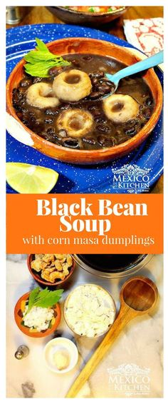 This is a nourishing, delicious and comforting meal than can be enjoyed all year long. #recipe #mexicanfood #kitchen #soups