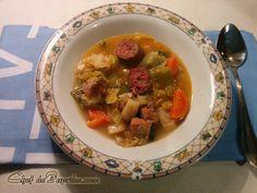 Pork Stew with Savoy Cabbage Recipe: Pork Stew with Savoy Cabbage Recipe:  http://chefdepaprika.com/2014/12/pork-stew-savoy-cabbage-recipe/?gid=pinterest
