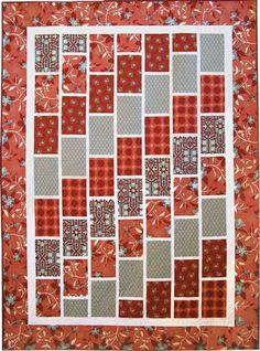 #161 Red Brick Road pattern