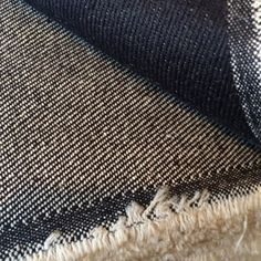 Indigo Blue Hemp Organic Cotton Denim 12.5oz (5208.43.00.00)