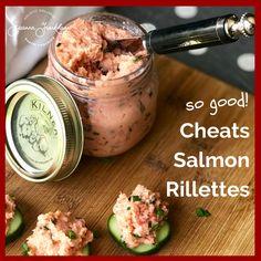 Cheats SO GOOD Salmon Rillettes (AIP/Paleo/lowFODMAP)