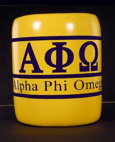 Alpha Phi Omega Greek Letters Name Kool Kan Available In Good Things From Louisiana - an ebay store.