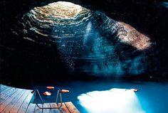 3.) Homestead Crater Pool, Midway, Utah