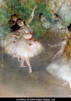 Dancers    Edgar Degas