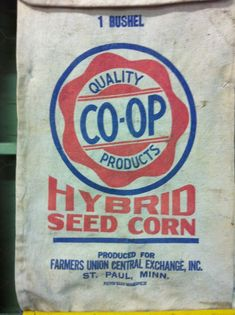 Hybrid seed corn.  Found and shot by @Allan Peters