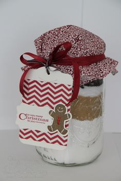 Jill's Card Creations: The Gift Jar