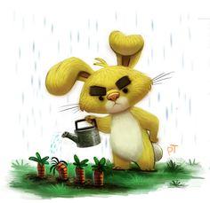 http://cryptid-creations.deviantart.com/art/Day-575-Pooh-Crossing-Rabbit-461535131
