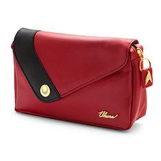 ThinkGeek :: Star Trek Uhura's Makeup Bag  I don't think I need any other purse....EEEE!