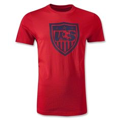 USA 2012 Basic Core T-Shirt  #USA