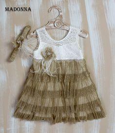 Girls Dresses, Flower Girl Dresses, Baby Girls, Wedding Dresses, Fashion, Dresses Of Girls, Bride Dresses, Moda, Bridal Gowns