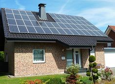 Solar Solutions, Roof Design, Solar Energy, Solar Panels, Industrial, Homes, Architecture, Outdoor Decor, Home Decor