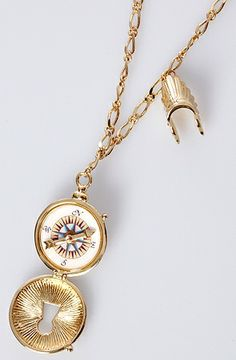 disney jewelry for women | ... Compass Locket Necklace Women's Jewelry By Disney Couture Jewelry
