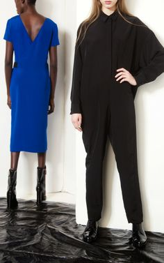This! Voile Gommeux Jumpsuit by Cédric Charlier
