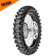 Michelin Starcross MS3 Jr Tyre - Rear