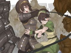 Tags: Anime, Fanart, Pixiv, Avatar: The Last Airbender, Toph Bei Fong