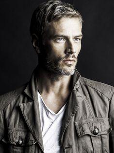 Benoit Marechal (French Model & Actor)