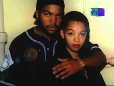 Ice Cube & wife Kimberly Woodruff (m. Black Actors, Black Celebrities, Famous Celebrities, Celebs, Ice Cube Daughter, Rapper Ice Cube, Black Celebrity Couples, Celebrity Photos, Trucks