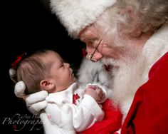 Photo from my Santa House Call session. This newborn was 6 days old.