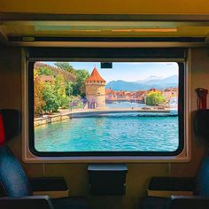 Mood And Tone, Train Art, Window View, Through The Window, Train Rides, Vintage Postcards, Pretty Pictures, Aesthetic Pictures, Scenery