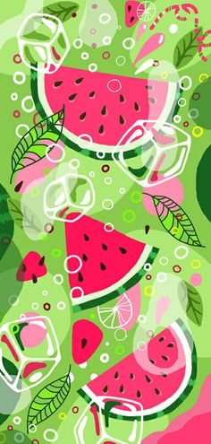 Lemonade designs for sketchbooks covers by Julia Drobova Summer Wallpaper, Disney Wallpaper, Cool Wallpaper, Mobile Wallpaper, Pattern Wallpaper, Wallpaper Backgrounds, Cellphone Wallpaper, Iphone Wallpaper, Watermelon Wallpaper