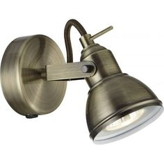 Industrial 1 Lt Antique Brass Spotlight Range Name: FOCUS Wiring: Class 1 (Earth Required) Product Dimensions: H P Lamp: 1 X Halogen (Incl Lighting Bugs, Lounge Lighting, Bedside Lighting, Bar Lighting, Home Lighting, Modern Lighting, Kitchen Lighting, Industrial Lighting, Bedroom Lighting