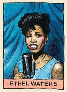 Ethel Waters - Robert Crumb