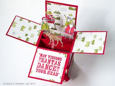 Holiday Helper  - www.stampingwithdi.com