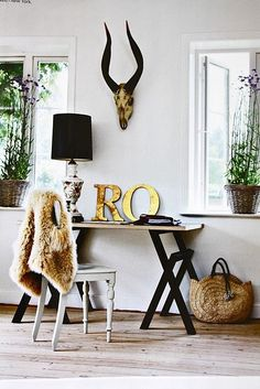 Home office inspiration by Kilter Albuquerque Home Interior, Interior And Exterior, Interior Decorating, Decorating Ideas, Modern Interior, Home Design, Design Hotel, Design Design, Design Ideas