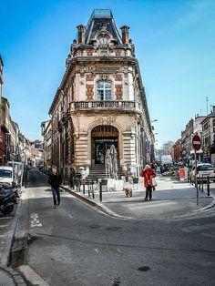 Le Télégramme, rue Gabriel Péri à Toulouse.