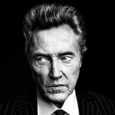 Christopher Walken. Such a unique man.