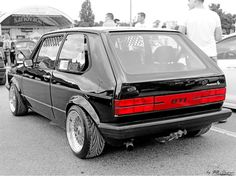 Vw gti Mk1 vr6 turbo