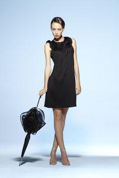 Collection soir Suzanne Ermann, robe Danine.