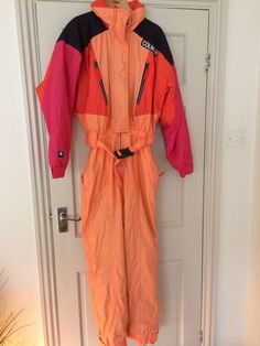 35c4bb92e 16 Best Vintage Ski Suits   Retro Ski Jackets images