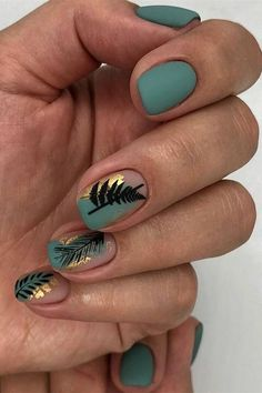 We have collected 48 coolest short nail ideas and designs for you. They are simple and complicated,It's on you to pick. We have collected 48 coolest short nail ideas and designs for you. They are simple and complicated,It's on you to pick. Minimalist Nails, Pink Nails, My Nails, Hair And Nails, Elegant Nails, Stylish Nails, Feather Nails, Cute Nail Polish, Nail Care Tips
