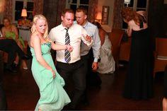 Dancing zu Justin Timberlake auf einer Hochzeit im Bremer Jürgenshof