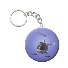 Helicopter Key Chain Keepsake  Helicopter Gifts