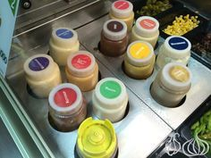 Copycat Subway Honey Mustard Sauce Recipe