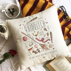 Harry Potter pillow Decorative throw pillow cover cushion