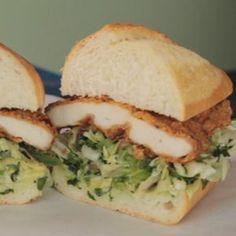 Bakesale Betty's Buttermilk Fried Chicken Sandwich