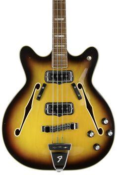 Fender Coronado II Bass 1967
