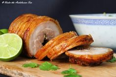 Lechon Liempo/Pork Belly Filippino style ~ Under the Andalusian Sun food blog