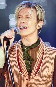David Bowie.....RIP STARMAN