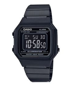 9bb1760ca5e Na Relógios de Fábrica você encontra o Relógio Casio Unissex Vintage  B650WB-1BDF com o