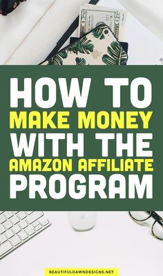 For people who want to start making money online, few methods are as easy to start using as affiliate marketing. Though most major companies now have their own affiliate programs, the giant of the online retail world, Amazon, has offered a leading affiliate program for years. via @tiffany_griffin
