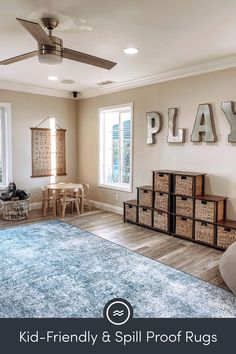 Playroom Design, Playroom Decor, Playroom Ideas, Home Renovation, Home Remodeling, Home Daycare, Soft Pastels, My New Room, Home Staging