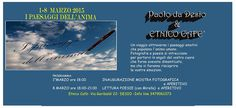 "Mostra Fototrafica e Reading di Poesie "" I Paesaggi dell'Anima"" - Desio MB http://www.vetrinesulweb.net/it/component/jevents/icalrepeat.detail/2015/03/01/1032/-/mostra-fototrafica-e-reading-di-poesie-desio-mb.html"