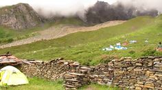 high altitude Trek in Nepal around Annapurna episode 14