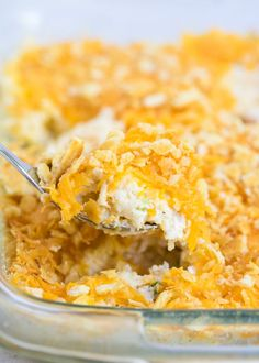 My favorite recipe for cheesy potatoes - aka funeral potatoes or cheesy potato casserole. This dish is so comforting, always a crowd pleaser and perfect for any holiday dinner. You'll love these delicious cheesy potatoes! Healthy Grilling Recipes, Grilled Steak Recipes, Cooking Recipes, Skillet Recipes, Cooking Gadgets, Pizza Recipes, Easy Recipes, Dinner Recipes, Cheesy Potato Casserole