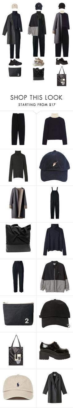 """""""Untitled #1356"""" by jayda-xx ❤ liked on Polyvore featuring Marni, Acne Studios, Margaret Howell, See You Never, Base Range, Vanessa Bruno, CÉLINE, Monki, StyleNanda and DRKSHDW"""